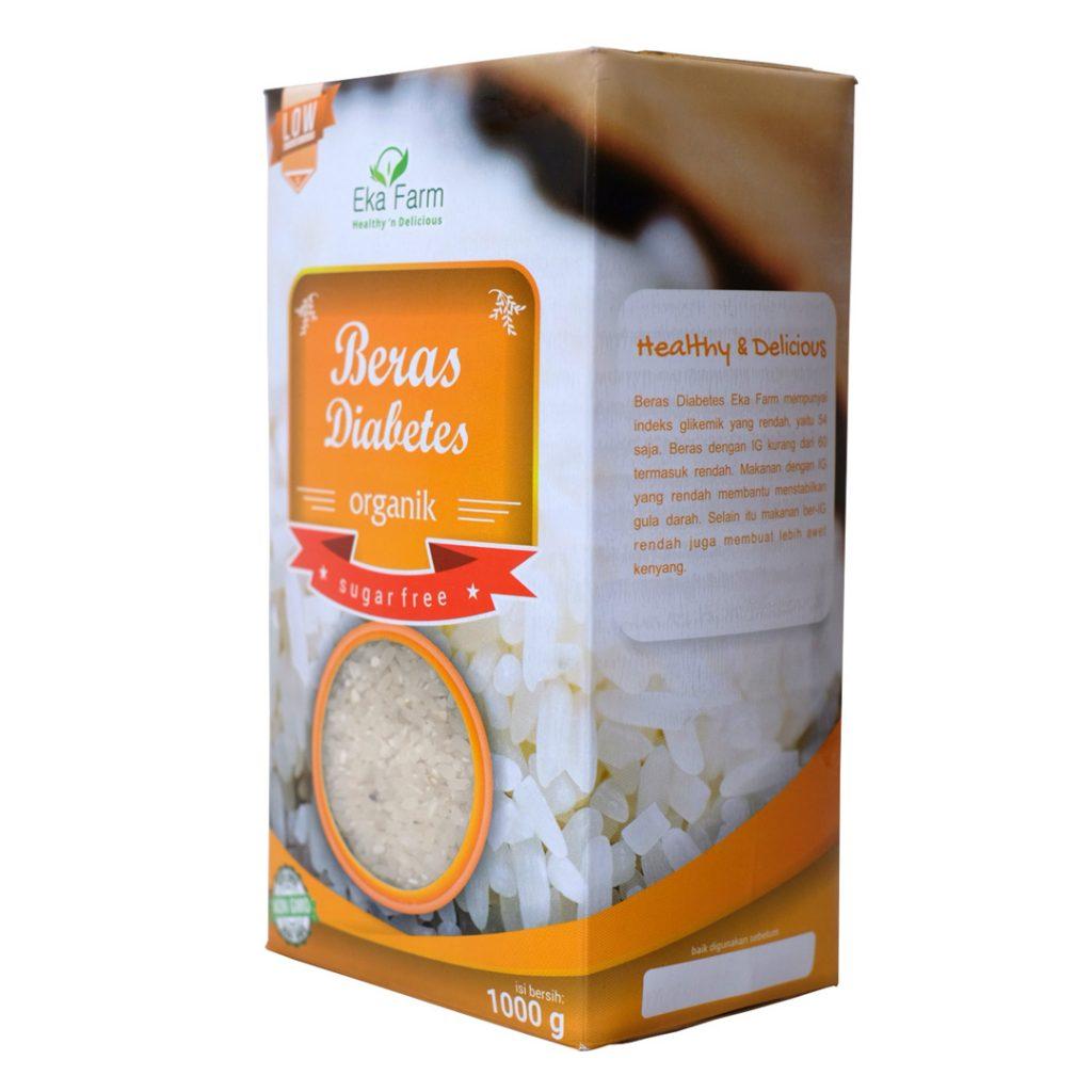beras diabetes rendah gula