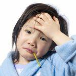 Kenapa anak mudah demam atau flu ?