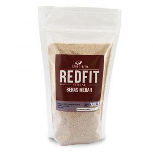 Tepung Beras Merah Organik