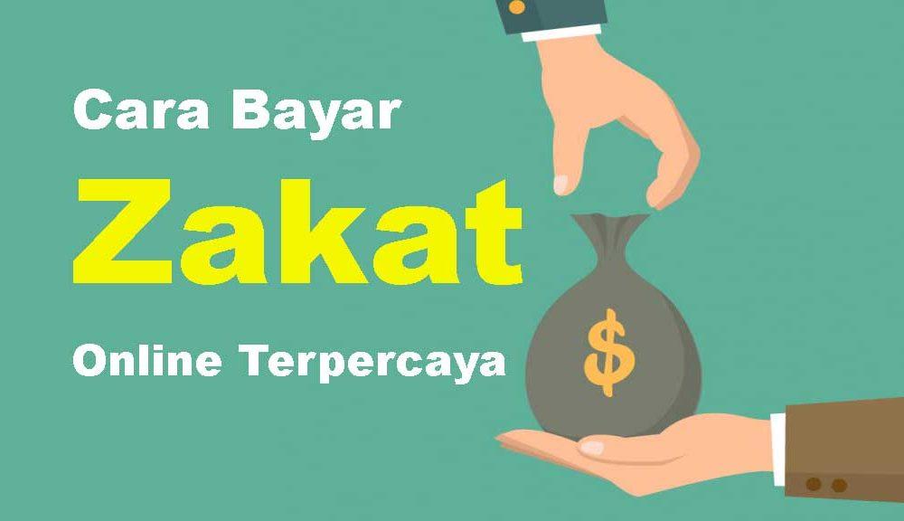 Cara Bayar Zakat Online