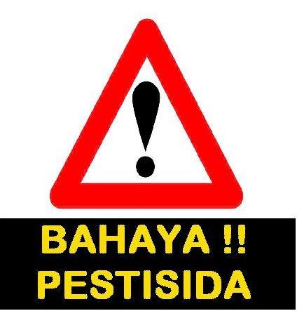 Bahaya Pestisida