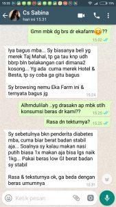 Beras Diabetes 1