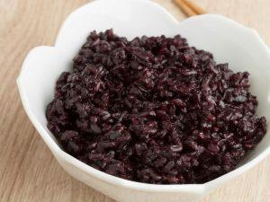 cara memasak beras hitam