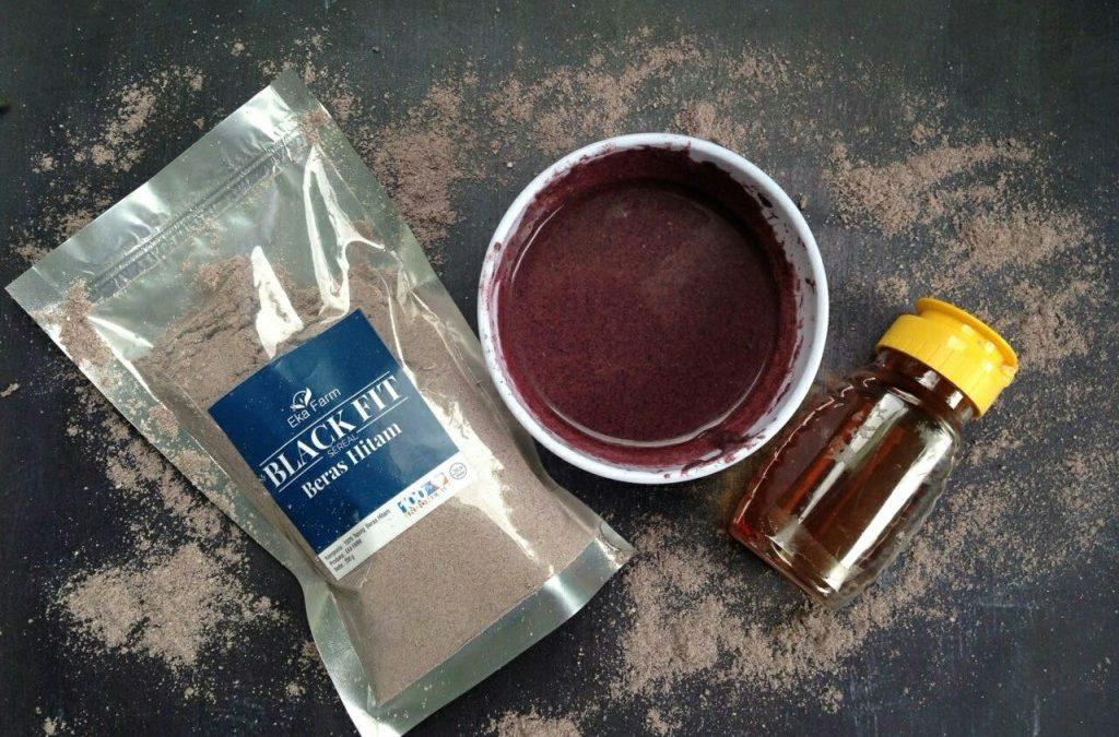 SPA Herbal Dengan Beras Hitam