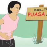 Tips berpuasa untuk penderita maag