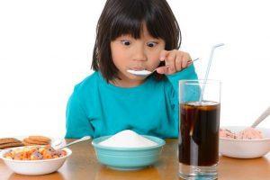 asupan gula pada anak