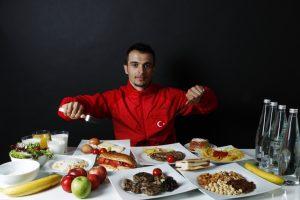 Tips pemilihan menu sehat untuk Atlet