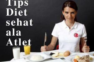 diet ala atlet