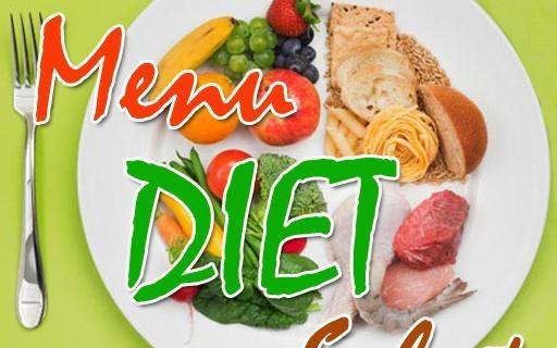Resep menu diet sehat dan praktis