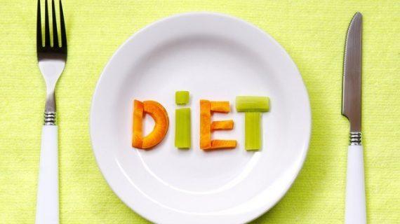 Beberapa menu makan untuk program diet