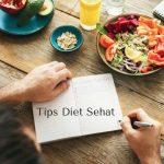 Tips Diet Sehat Menurunkan Berat Badan